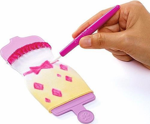 Игровой набор Barbie Акварельный Стиль DWK51 (9)