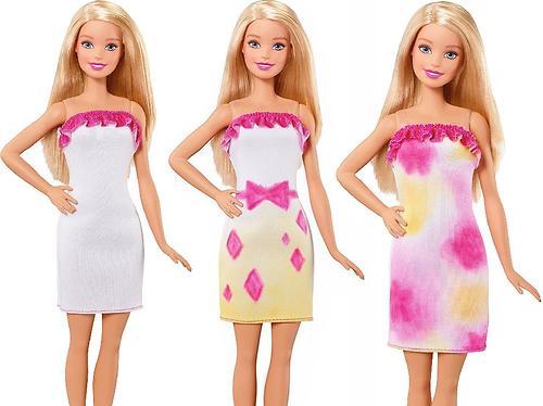 Игровой набор Barbie Акварельный Стиль DWK51 (10)