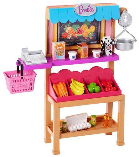 Игровой набор Barbie Продуктовая лавка (5)