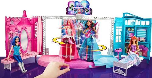 Игровой набор Barbie Серия Rock'n Royals (10)