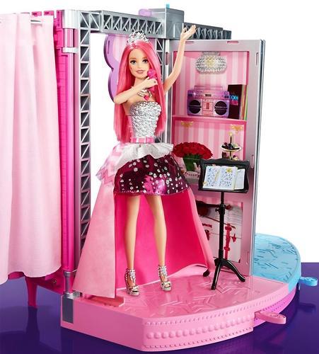 Игровой набор Barbie Серия Rock'n Royals (13)