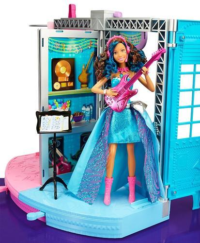 Игровой набор Barbie Серия Rock'n Royals (14)