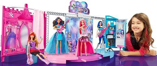 Игровой набор Barbie Серия Rock'n Royals (16)