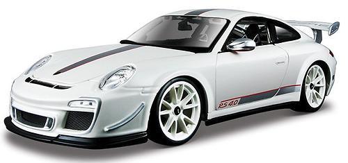 Машина Bburago Porsche GT3 RS 4.0 металл (4)