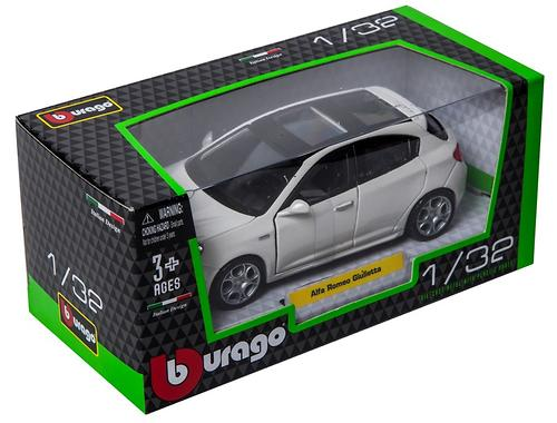 Машина Bburago металл в ассортименте (9)