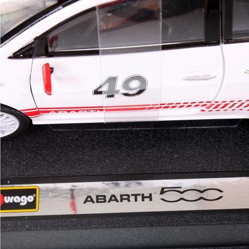 Машина Bburago Ралли Формула ABARTH 1:24 (13)