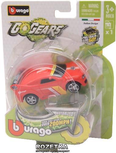 Машинка Bburago инерционна из серии GO GEARS в ассортименте (1)
