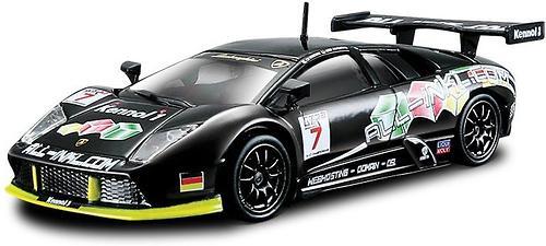Машинка Bburago Lamborghini Murcielago FIA GT (1)