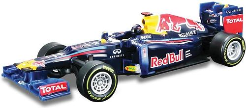 Машина с ИК Пультом Red Bull Формула-1 2012 крепится на запястье (4)