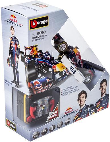 Машина с ИК Пультом Red Bull Формула-1 2012 крепится на запястье (6)