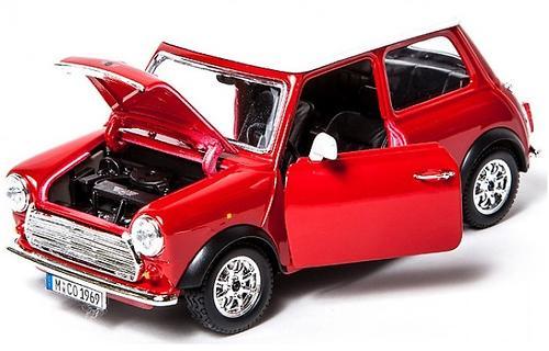 Машинка Bburago металлическаяя 18-43210 в ассорттименте (9)