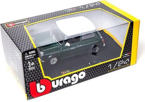Машинка Bburago металлическаяя 18-43210 в ассорттименте (10)
