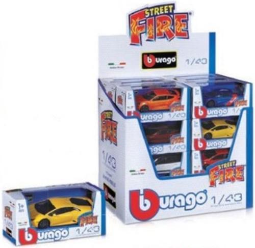 Машинки BBurago 18-30000 (3)