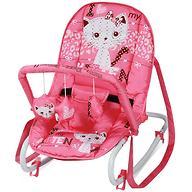 Стульчик-качалка Bertoni Top Relax Pink Kitten 1612