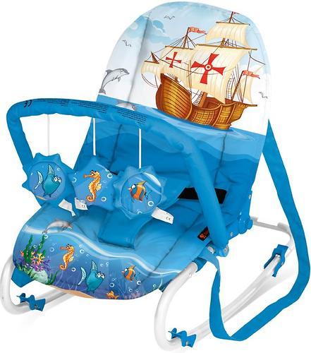 Стульчик-качалка Bertoni Top Relax XL Blue Ship 1513 (3)