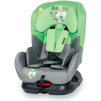 Автокресло Bertoni Concord 0-18 кг Green/Grey Snail 1705 - Minim