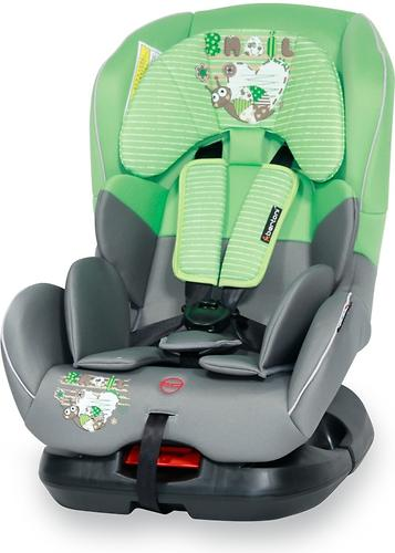 Автокресло Bertoni Concord 0-18 кг Green/Grey Snail 1705 (1)