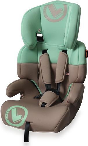 Автокресло Bertoni Junior 9-36 кг Green&Grey (1)