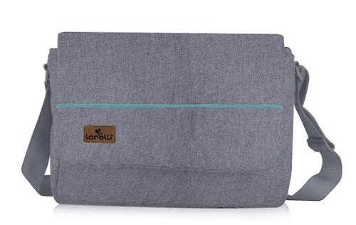 Коляска Bertoni Combi + сумка для мамы Green-Grey Friends 1704 (9)