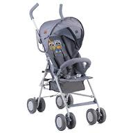 Коляска Lorelli TREK Grey Baby Owls 1729