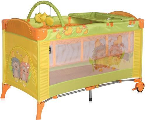 Кровать-манеж Bertoni Arena 2 Plus Multicolor 1623 (1)