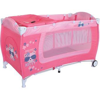 Манеж Bertoni Danny 2 Pink Kitty 1723 - Minim