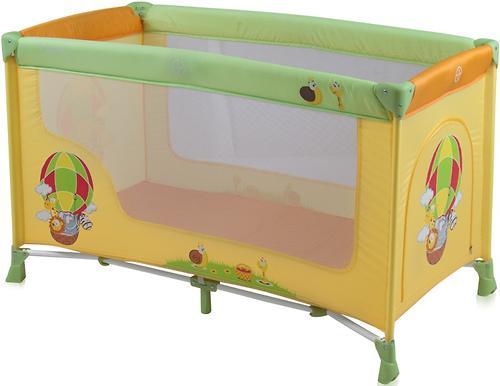 Кровать-манеж Lorelli Nanny 1 Multicolor Balloon 1701 (1)