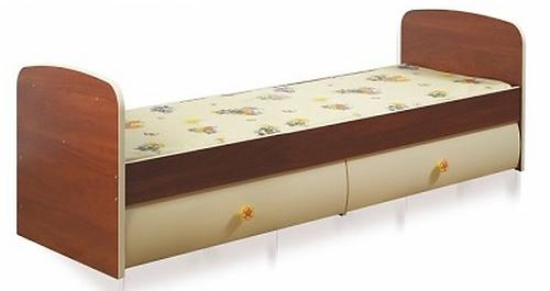 Кроватка-трансформер Glamvers Multy Vip Яблоня-локарно (8)