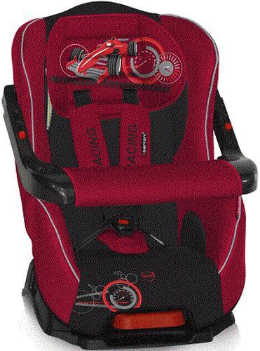 Автокресло Bertoni Bumper 9-18 кг Red Racing (3)