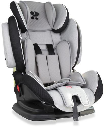 Автокресло Bertoni Magic Premium 9-36 кг Grey 1641 (3)
