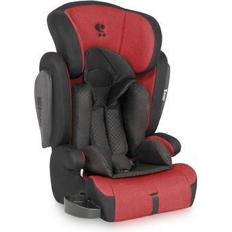 Автокресло Bertoni Omega 9-36 кг Red Black 1733 - Minim