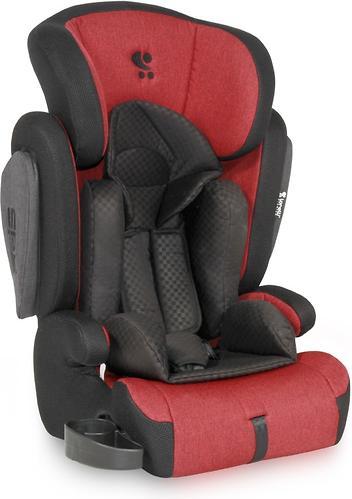 Автокресло Bertoni Omega 9-36 кг Red Black 1733 (1)