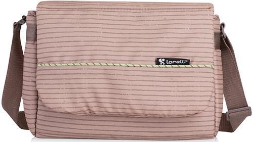 Коляска Bertoni Combi + сумка для мамы Green-Beige Zephyr 1650 (8)
