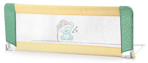 Барьер в кроватку Lorelli Night Guard Beige&Green Sleeping Bear 1802 (1)