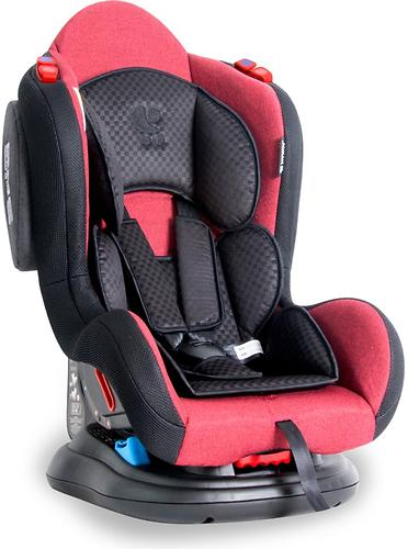 Автокресло Lorelli Jupiter Red/Black 1733 (1)