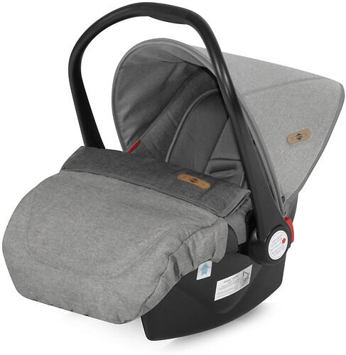 Автокресло Bertoni Lifesaver 0-13 кг Grey 1737 (3)
