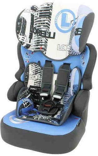 Автокресло Bertoni X-Drive Plus Skyline Blue 1571 (1)