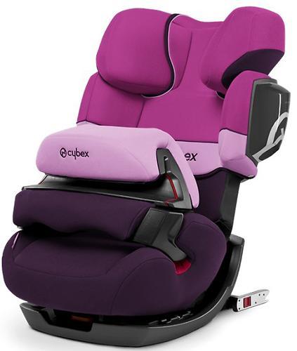 Автокресло Cybex Pallas 2-Fix Purple Rain (10)