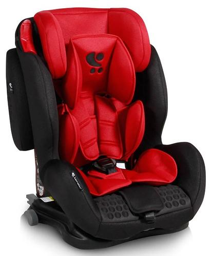 Автокресло Lorelli TITAN SPS Black-Red 1702 (1)