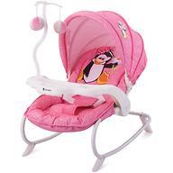 Стульчик-качалка Bertoni Dream Time Pink Penguin 1620