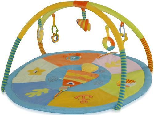 Игровой коврик Lorelli Море (1)