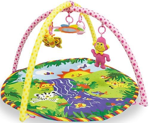 Игровой коврик Lorelli Райский сад (1)