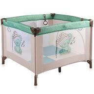 Манеж Bertoni Play Station Beige-Green Sleeping Bear 1802