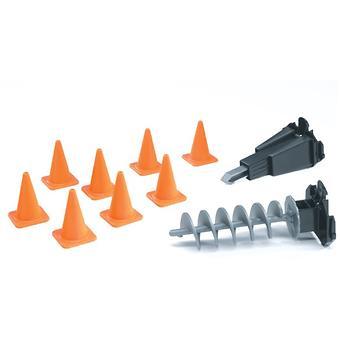 Bruder набор инструментов и знаков для дорожных работ Аксессуары G: - Minim