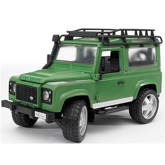 Bruder внедорожник Land Rover Defender - Minim