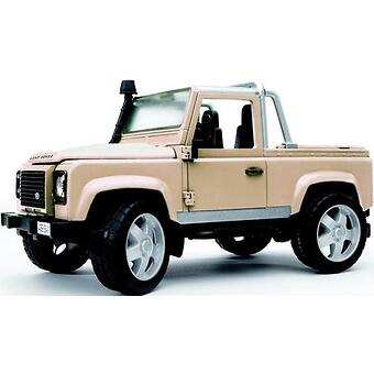 Bruder внедорожник-пикап Land Rover Defender - Minim