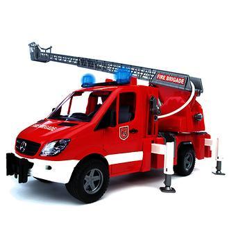 Bruder пожарная машина MB Sprinter - Minim
