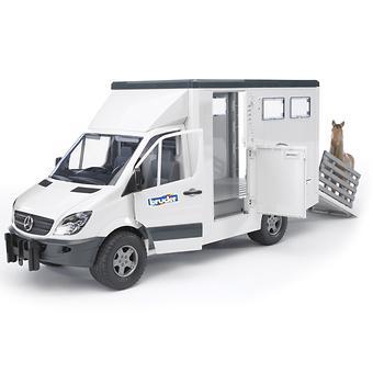 Bruder фургон с лошадью MB Sprinter - Minim