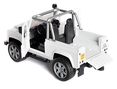 Bruder внедорожник-пикап Land Rover Defender (5)