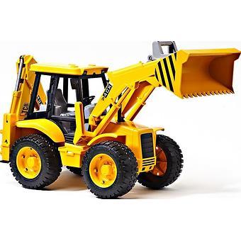 Bruder Экскаватор-погрузчик колёсный JCB 4CX - Minim